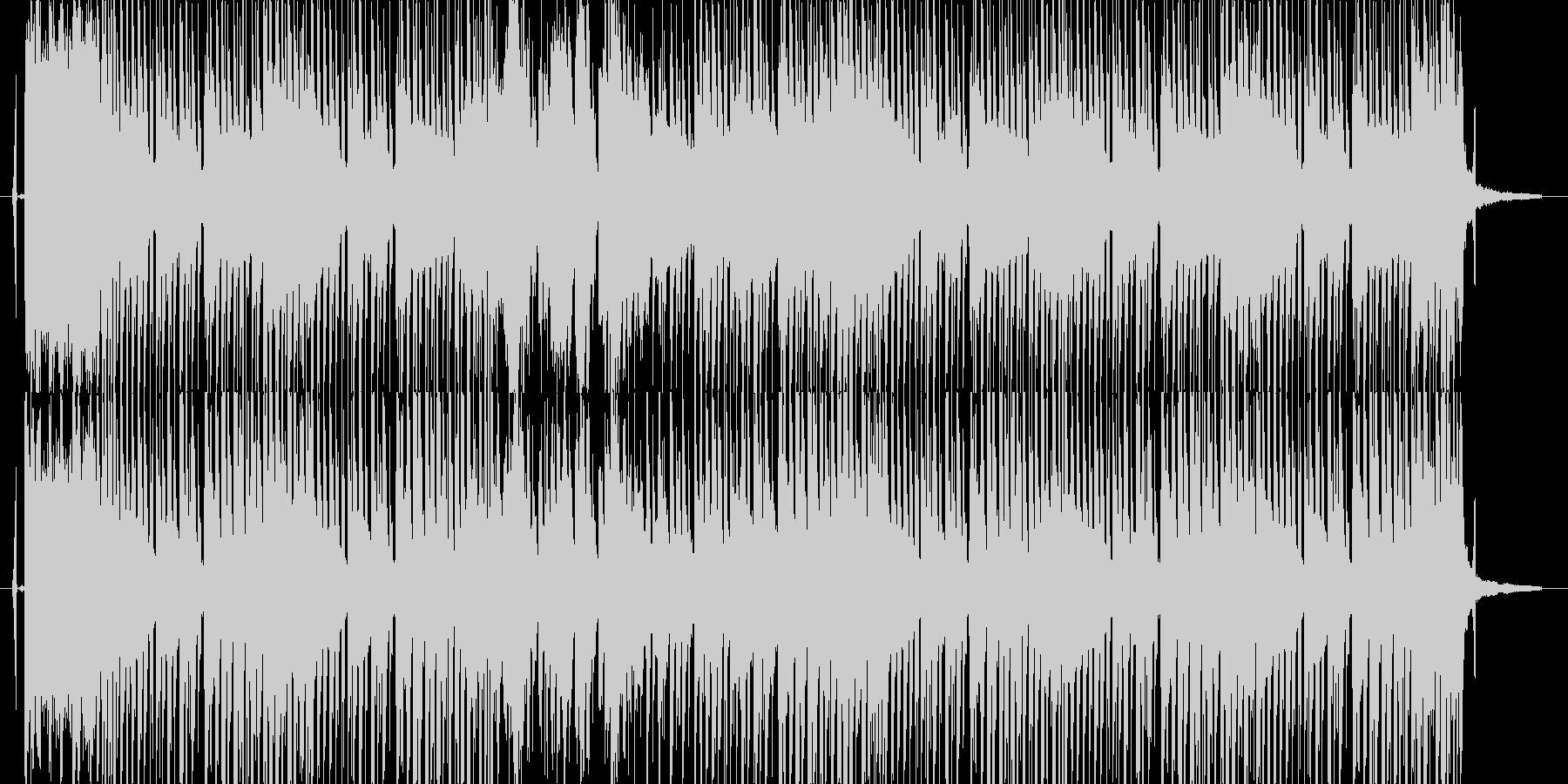 和風音源+ほのぼのの未再生の波形