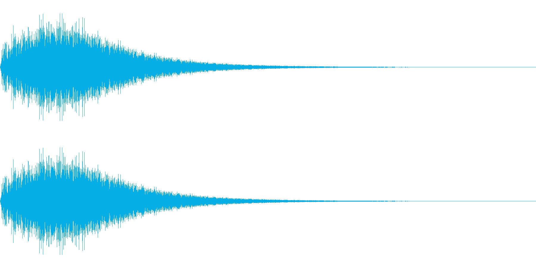 シュイーン!(風、吹き飛ばす)_03の再生済みの波形