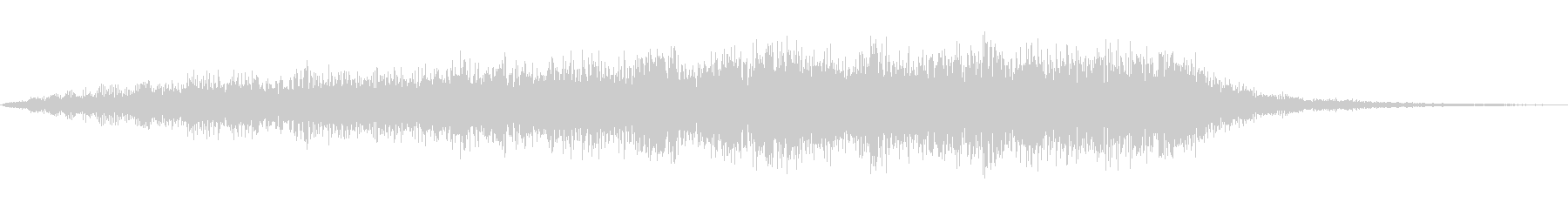 ジングル101kの未再生の波形