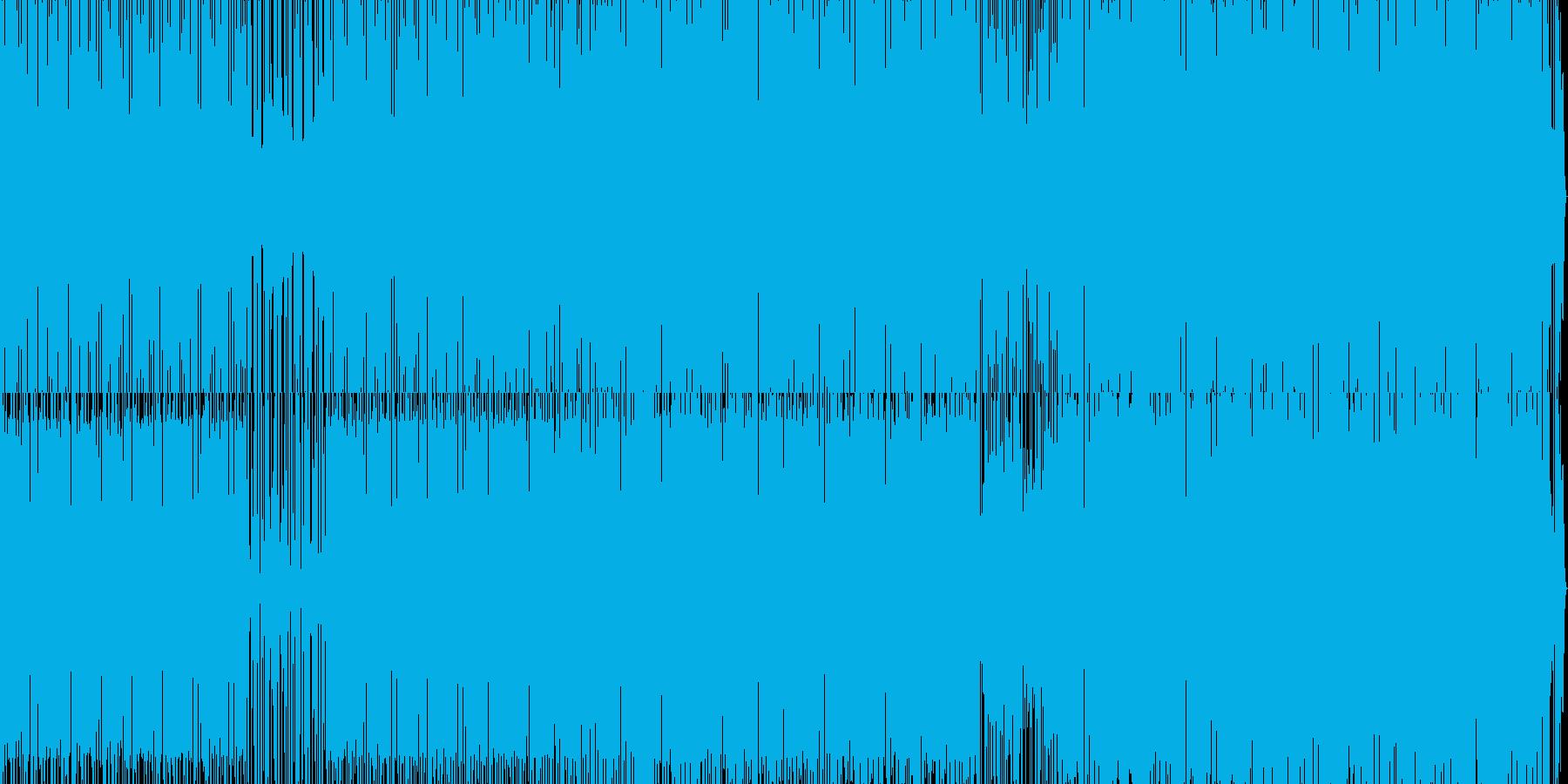 混沌が広がる世界のminimal dubの再生済みの波形
