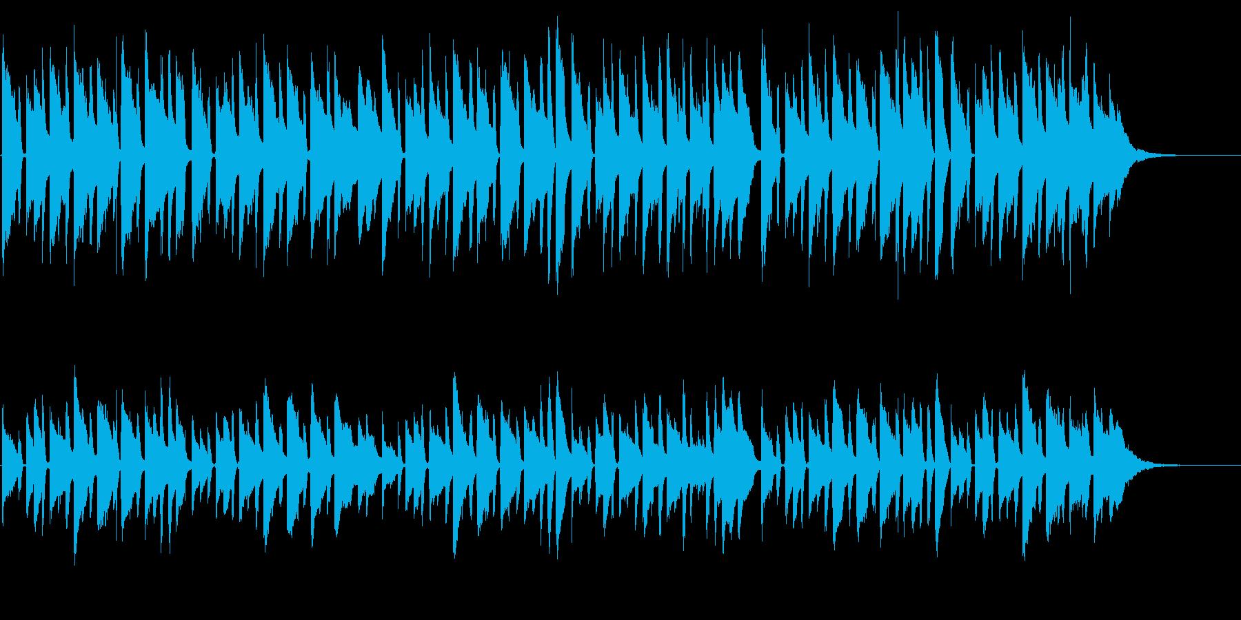 優しさで包むアコギとピアノのバラード xの再生済みの波形