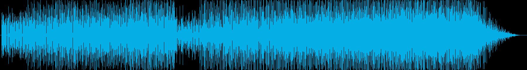 ちょっとコミカルなエレクトロポップです。の再生済みの波形