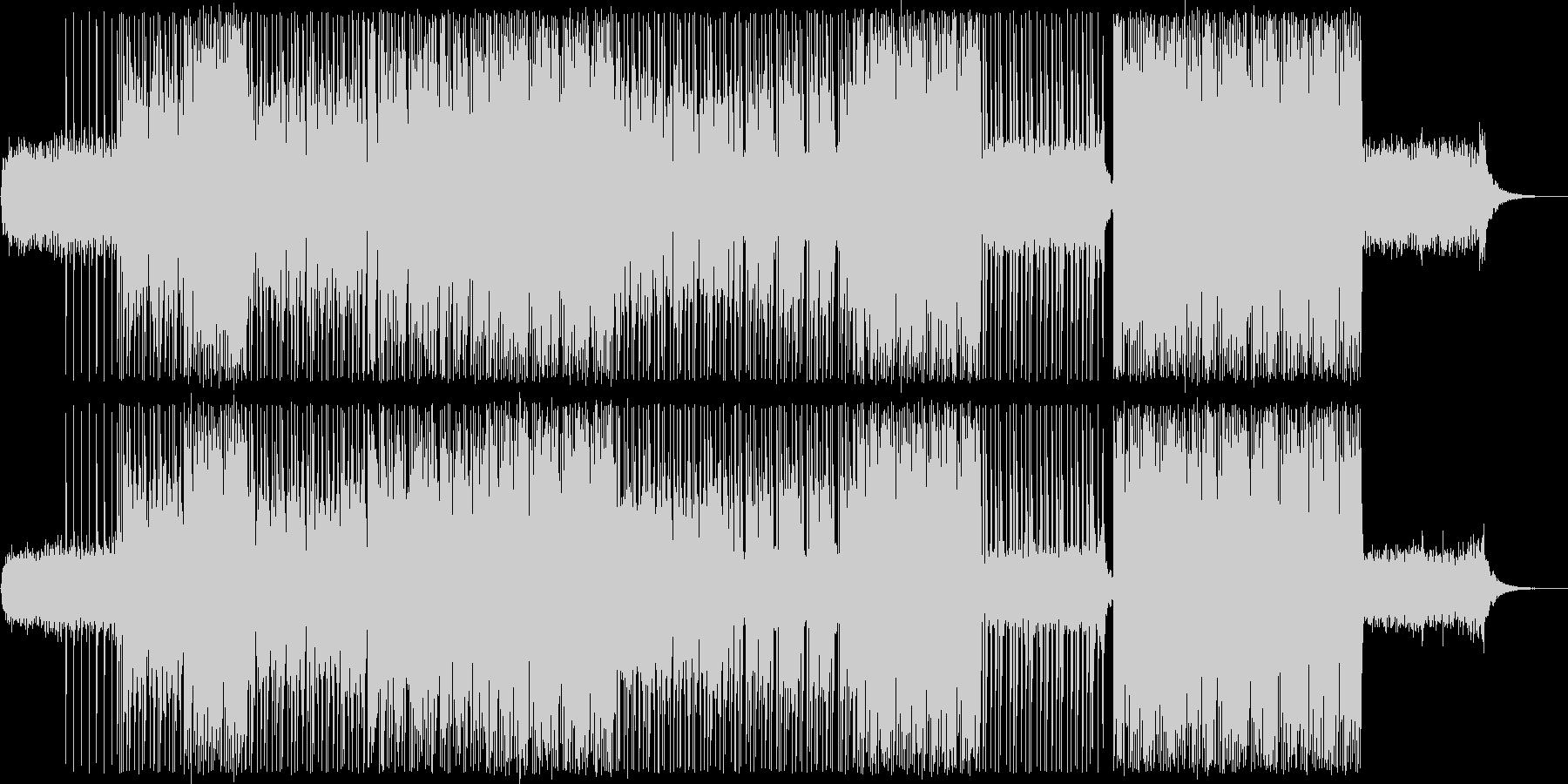 ヒップホップ/ラップ/王道/ヘビー/#2の未再生の波形