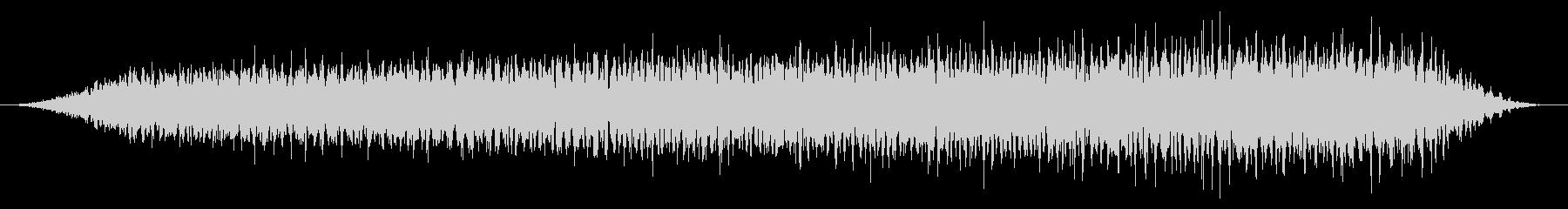 カエル/合唱/田んぼ(40秒Ver.)の未再生の波形