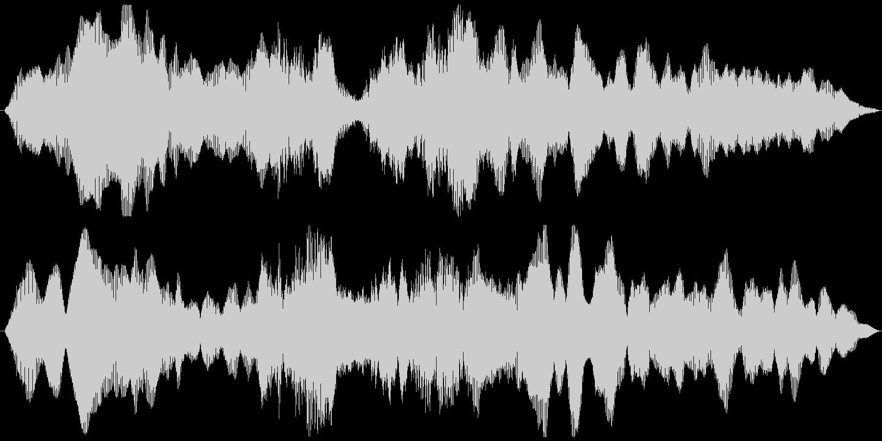 【アイキャッチ/ヴァイオリンBm】の未再生の波形