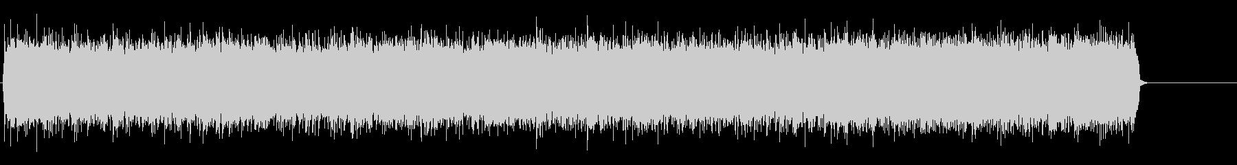 疾走するアメリカンロック(イントロ~…)の未再生の波形