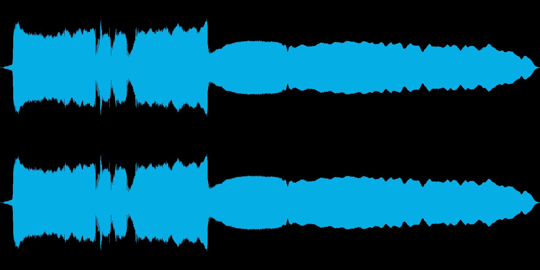 こぶし03(D)の再生済みの波形