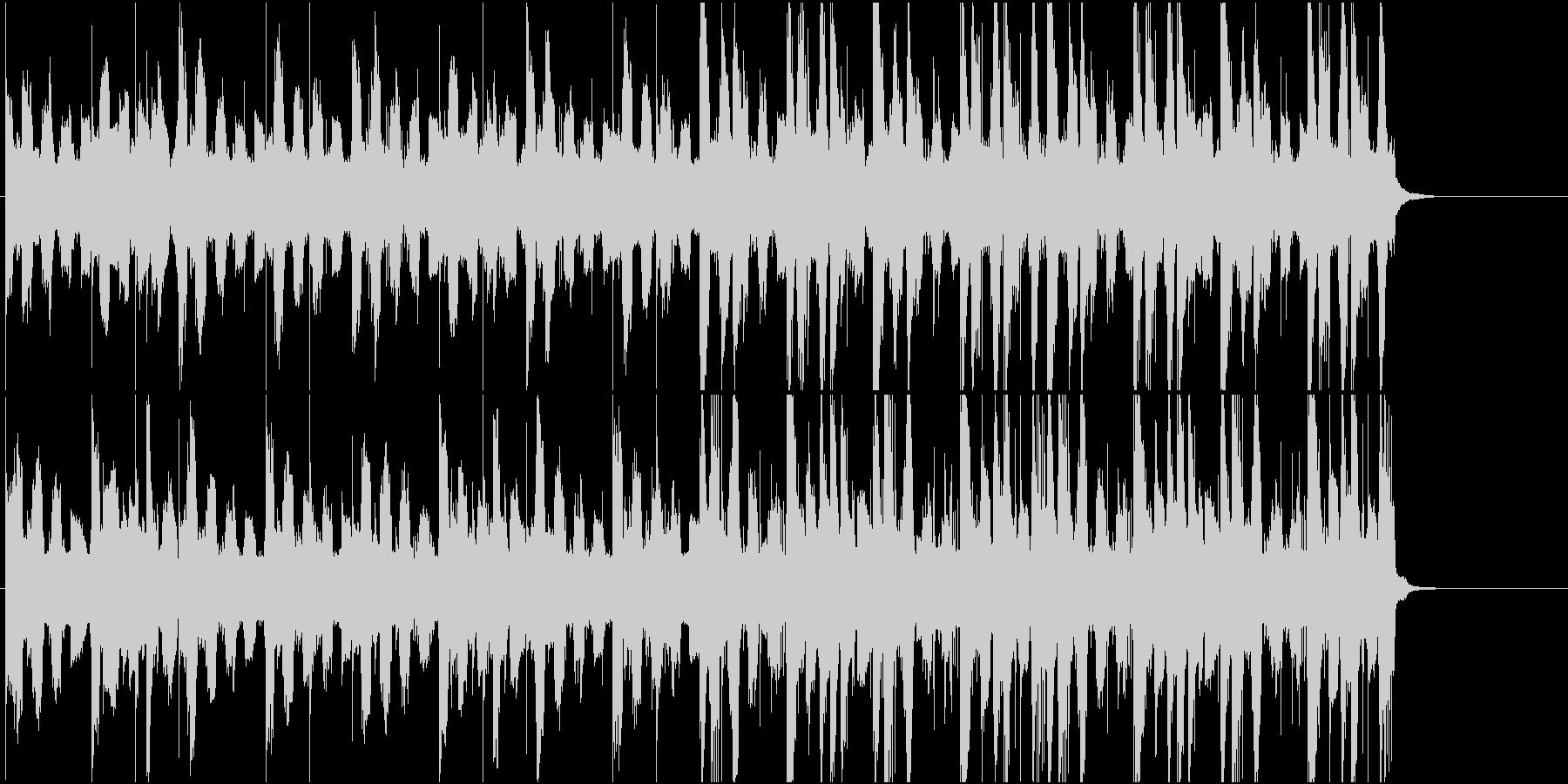 ローズピアノとfoley /映像イメージの未再生の波形
