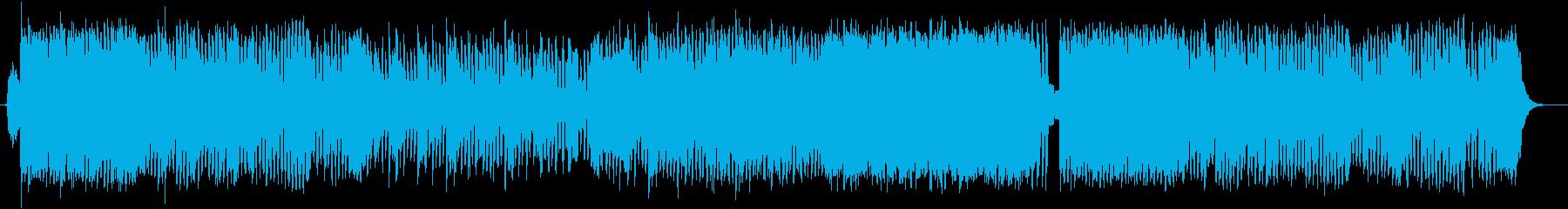 疾走感のある感動的なストリングスポップスの再生済みの波形