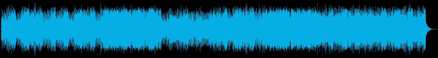 メロディアスなトランペットサウンドの再生済みの波形