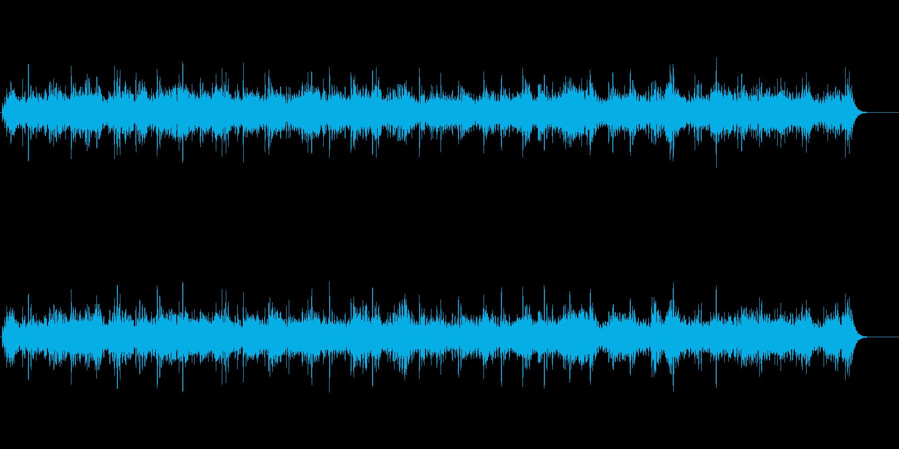 癒し系の曲です。の再生済みの波形