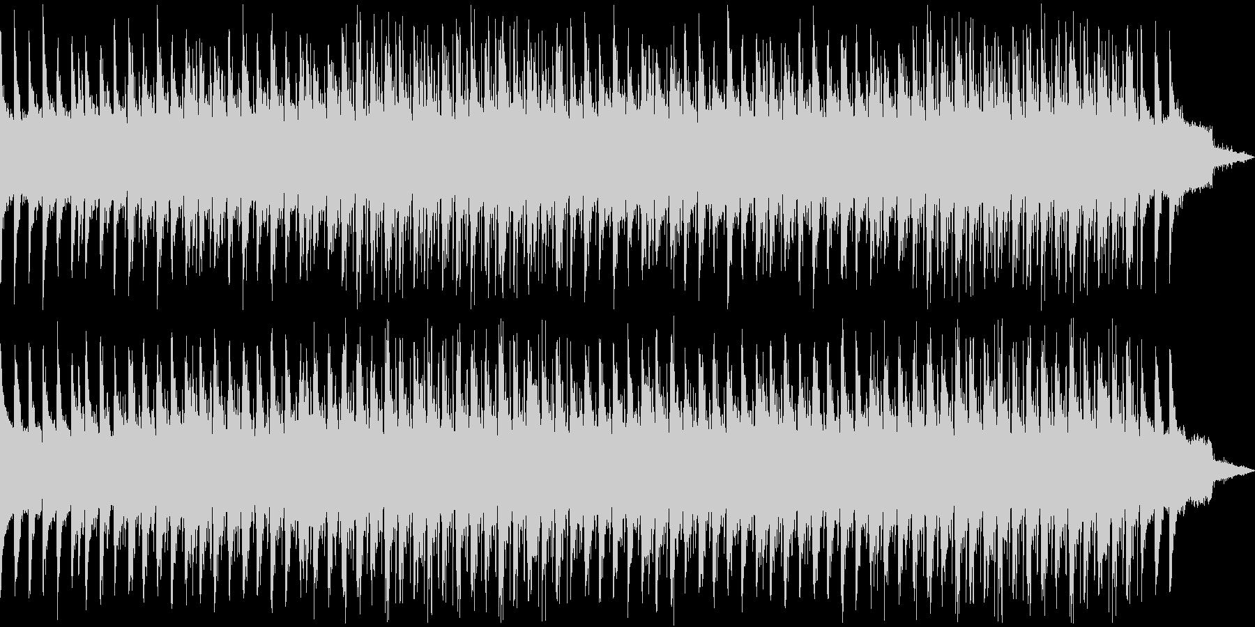 【切ない系】雨音の未再生の波形