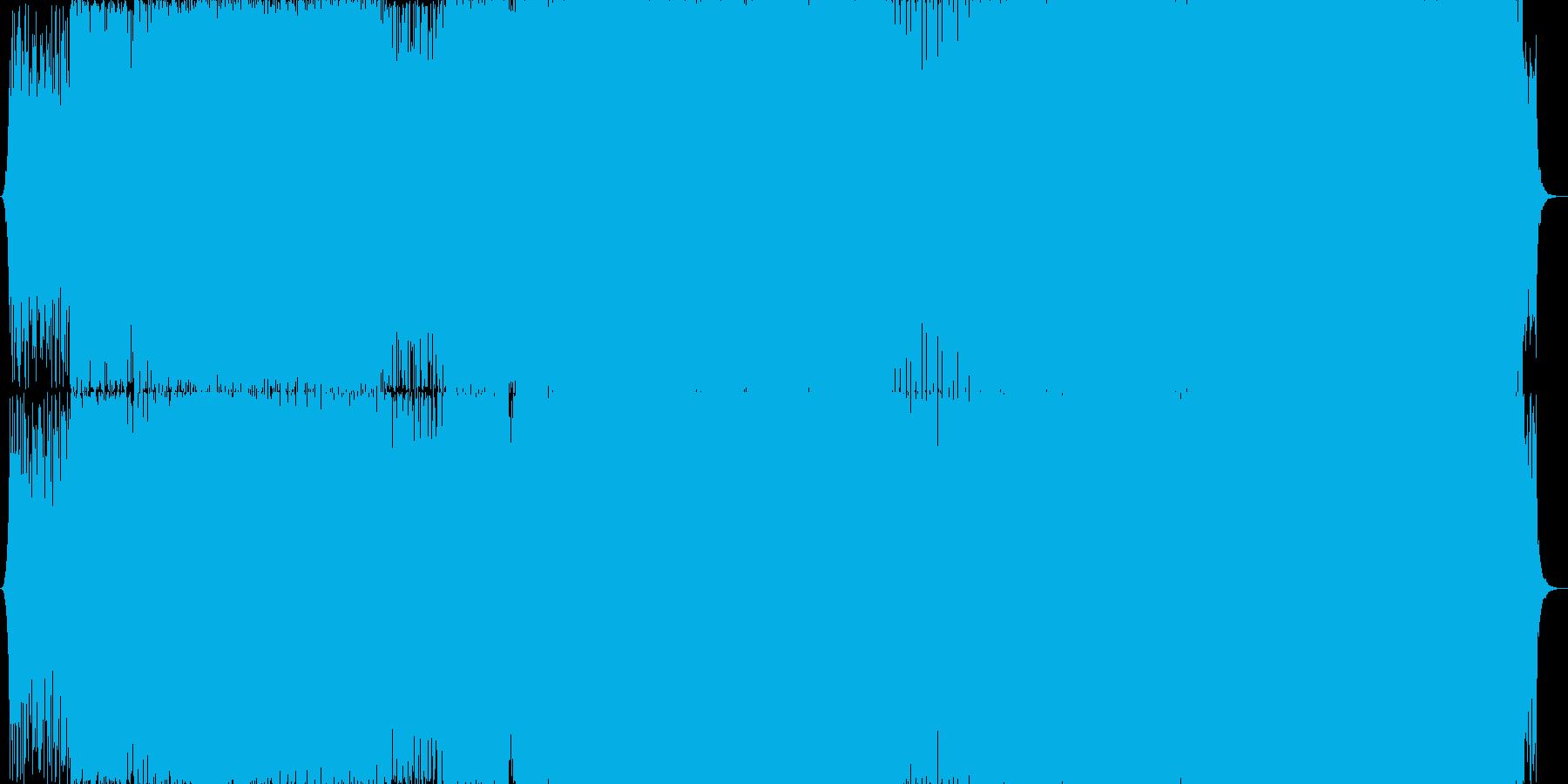 パッヘルベルのカノン(HappyMix)の再生済みの波形