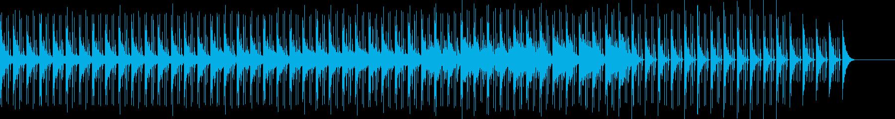 浮遊感のある曲です。不思議な感じのシー…の再生済みの波形