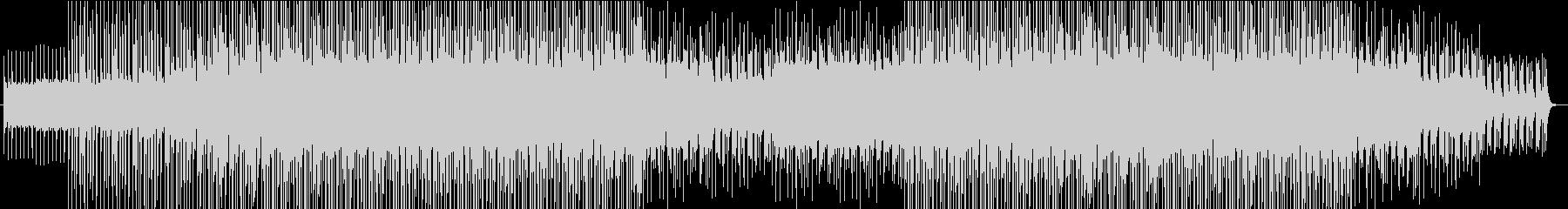 トロピカルなシンセ音源を使ったハウスですの未再生の波形