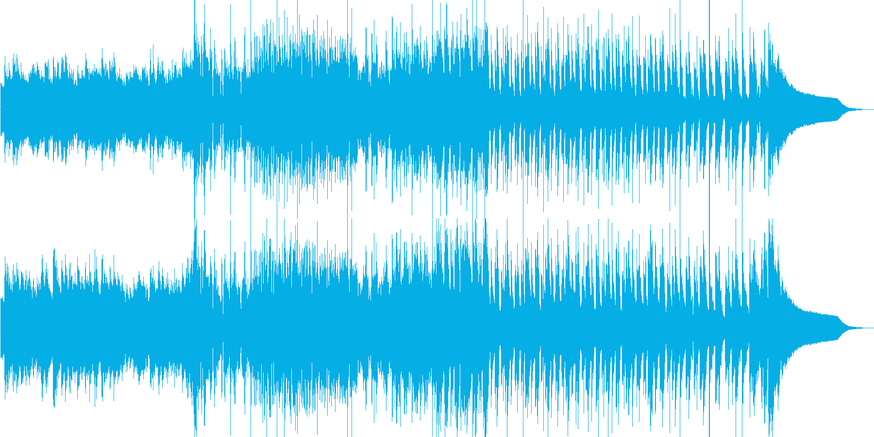 ♪サスペンス!毒を盛られた被害者視点♪の再生済みの波形