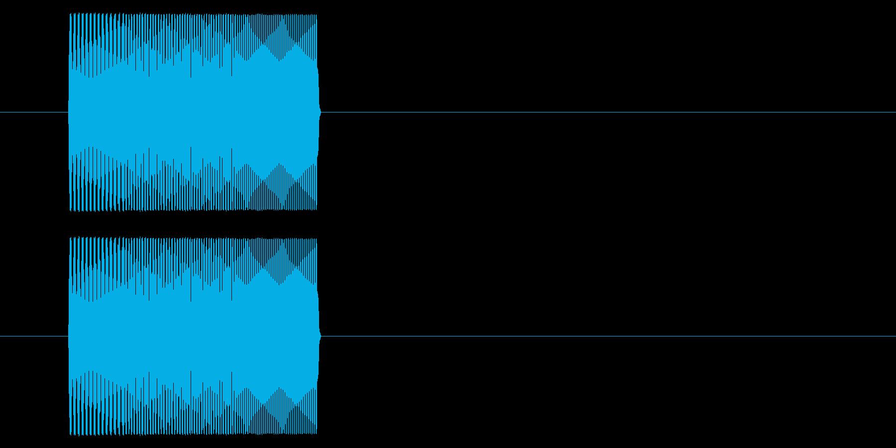 NES シューティング01-8(スコア)の再生済みの波形