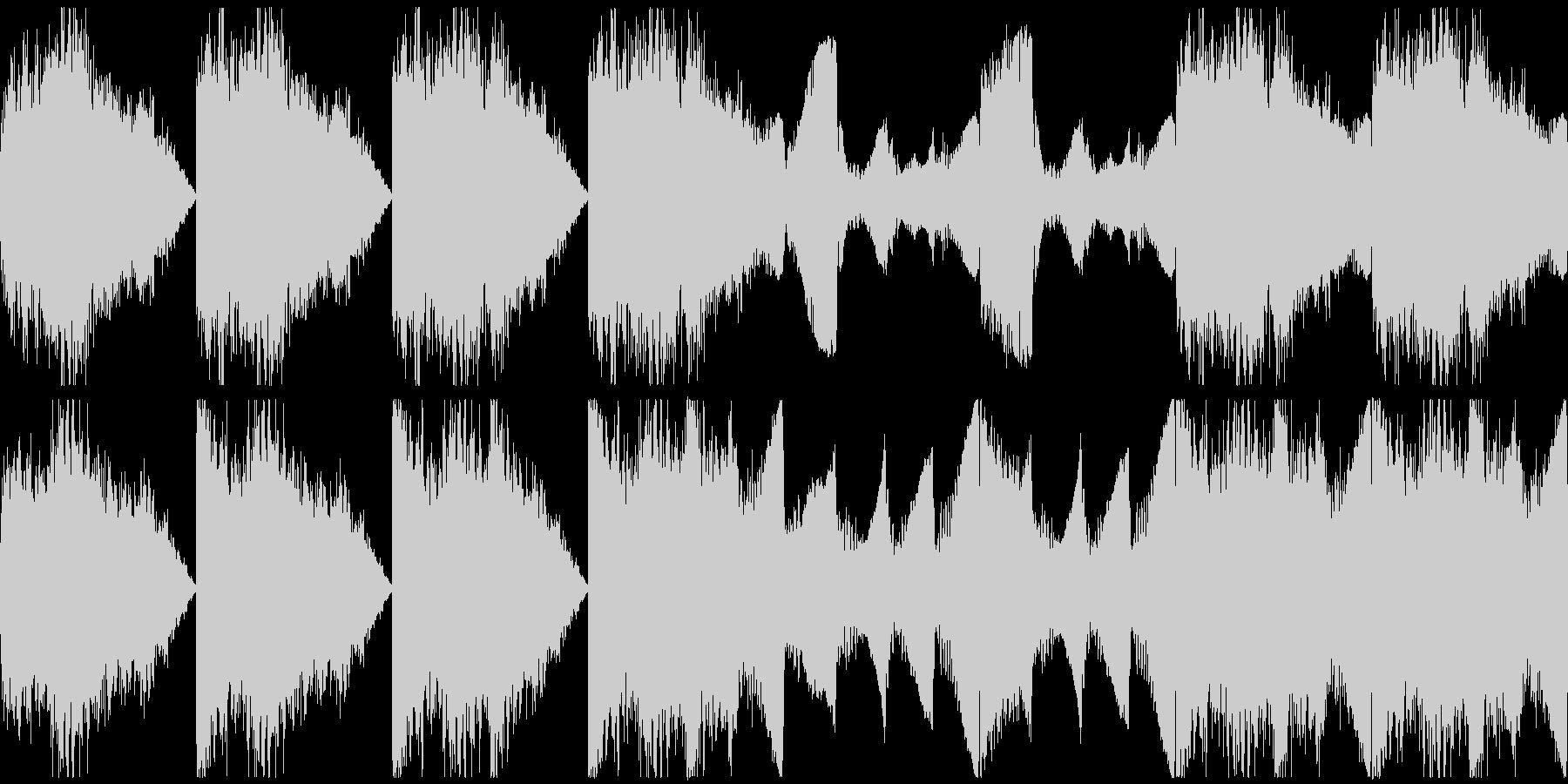 【ダーク/ホラー/ファンタジー/BGM】の未再生の波形