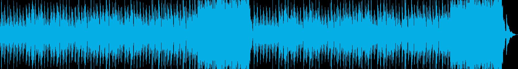 神秘的/幻想的/綺麗/ピアノ/ゲームの再生済みの波形