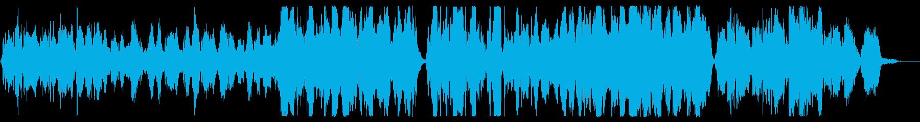 二つのチェロとピアノの抒情的な挿入歌 の再生済みの波形