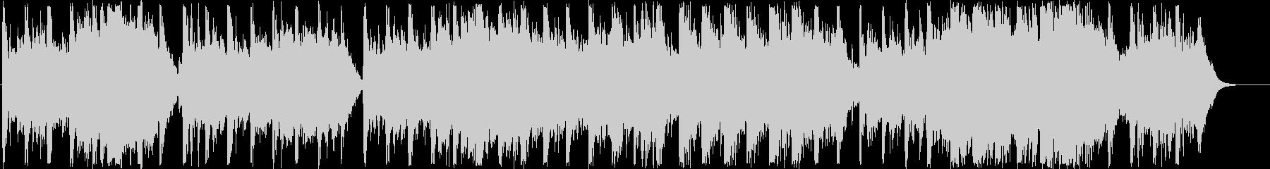 ファンタジーなシンセ・鈴など短めサウンドの未再生の波形