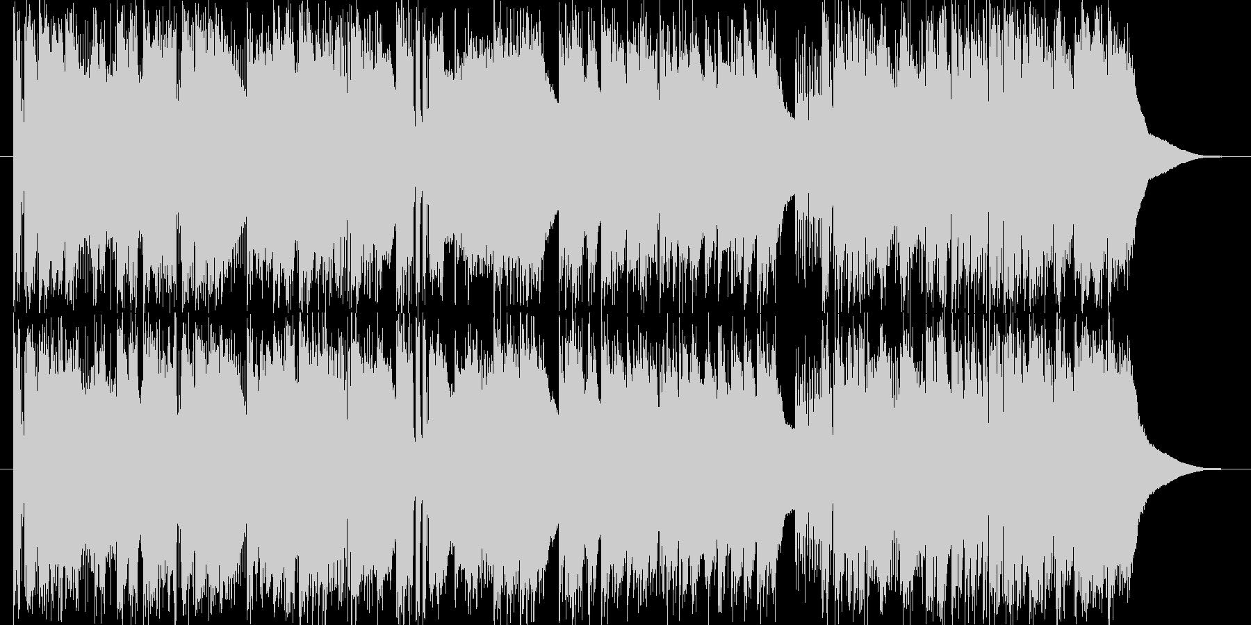 ニュースのOP風のピアノインストです。…の未再生の波形