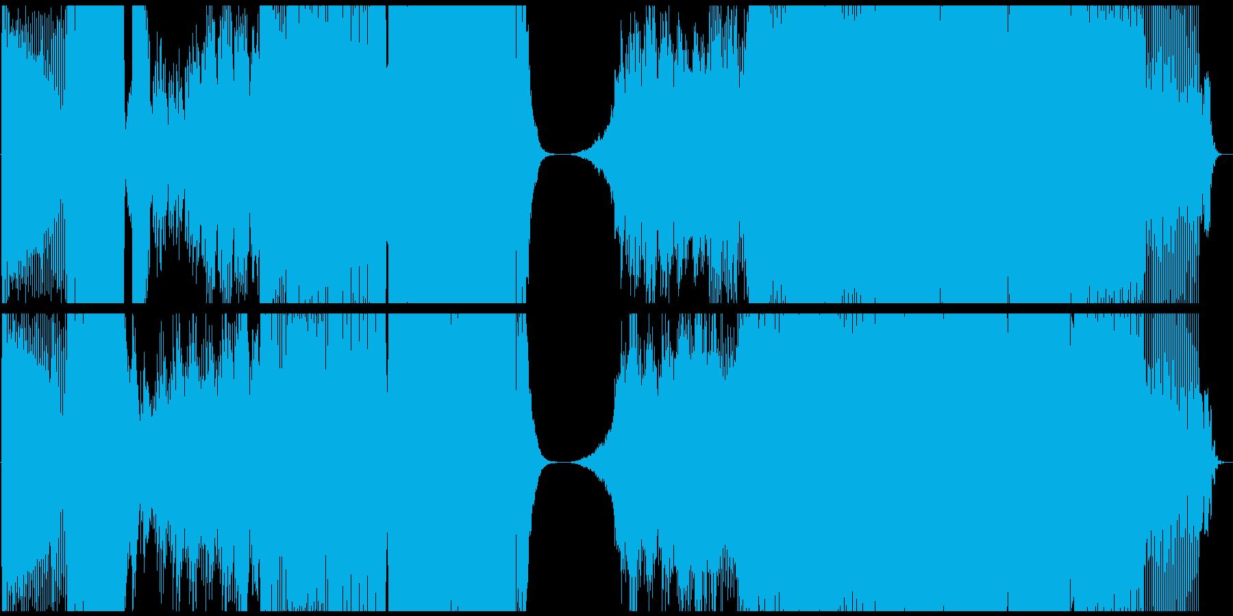 BigRoomHouseの再生済みの波形