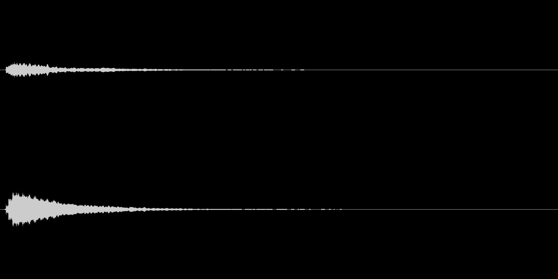 キラキラ系_049の未再生の波形