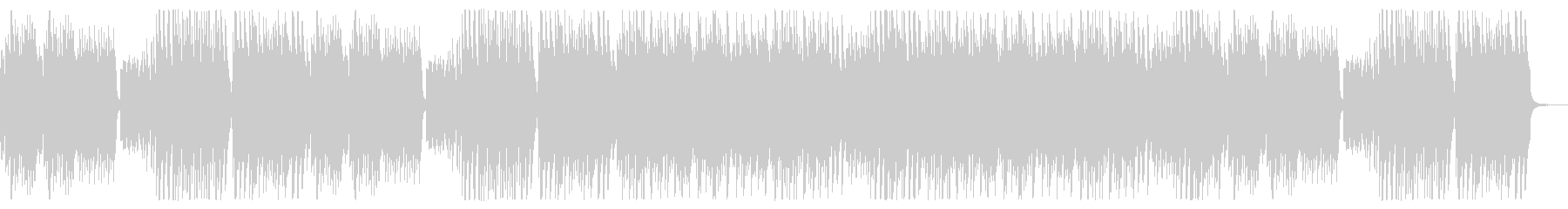 【ピアノ】 メイプルリーフラグ_カバーの未再生の波形