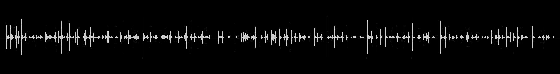 【PC キーボード01-3】の未再生の波形