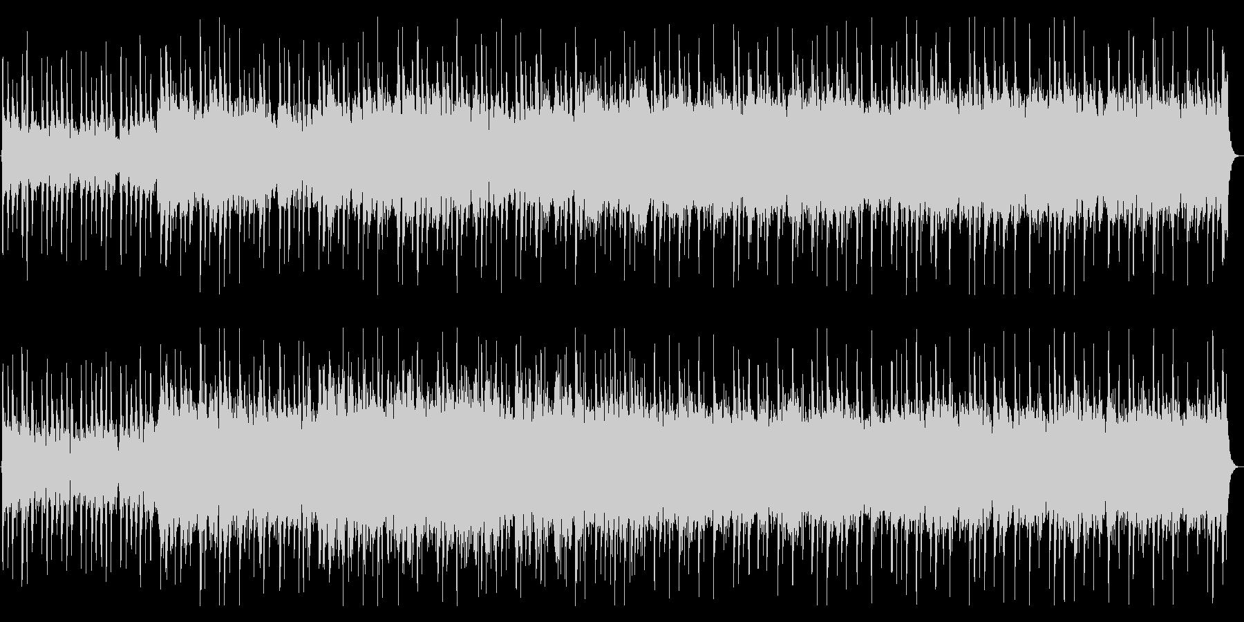 バラエティ/オープニング/入場/ロックの未再生の波形