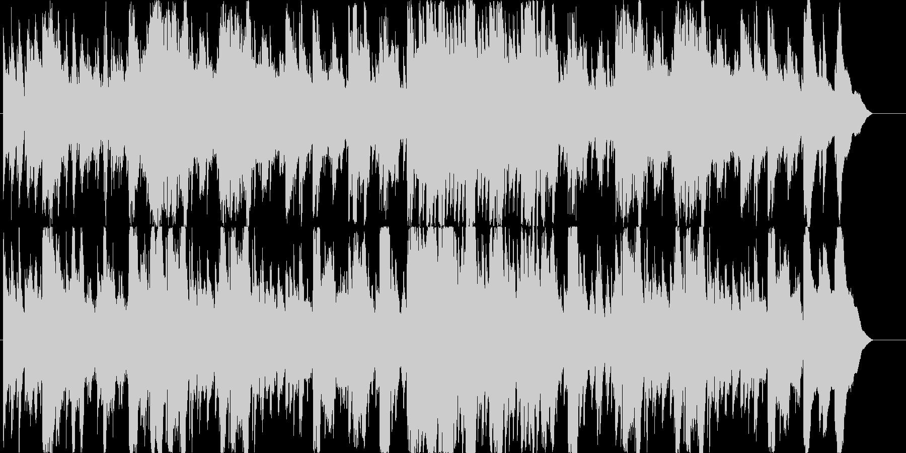 美しくも切ないピアノ曲 映画 ゲームの未再生の波形