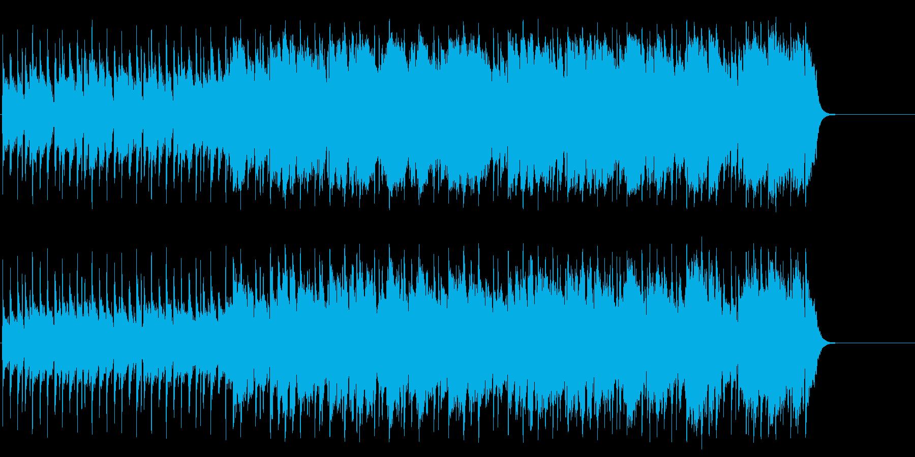 秋の街並みが切ないポップ(イントロ~…)の再生済みの波形