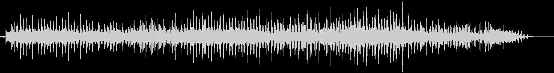 ショパン 別れの曲(アンビエントver)の未再生の波形