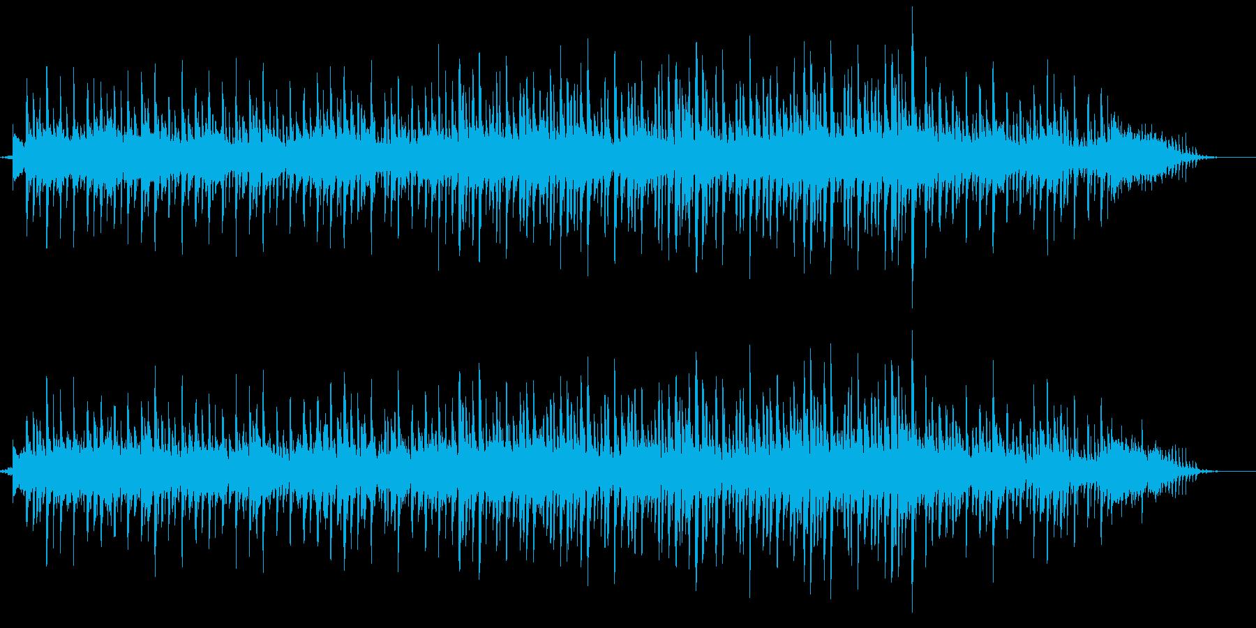 ショパン 別れの曲(アンビエントver)の再生済みの波形
