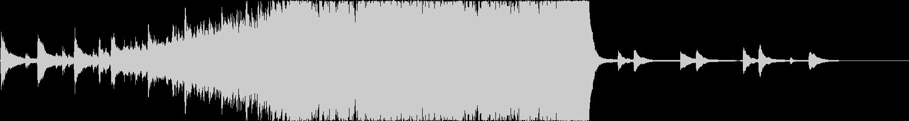 【1分】映画や映像に最適な感動壮大トレ…の未再生の波形