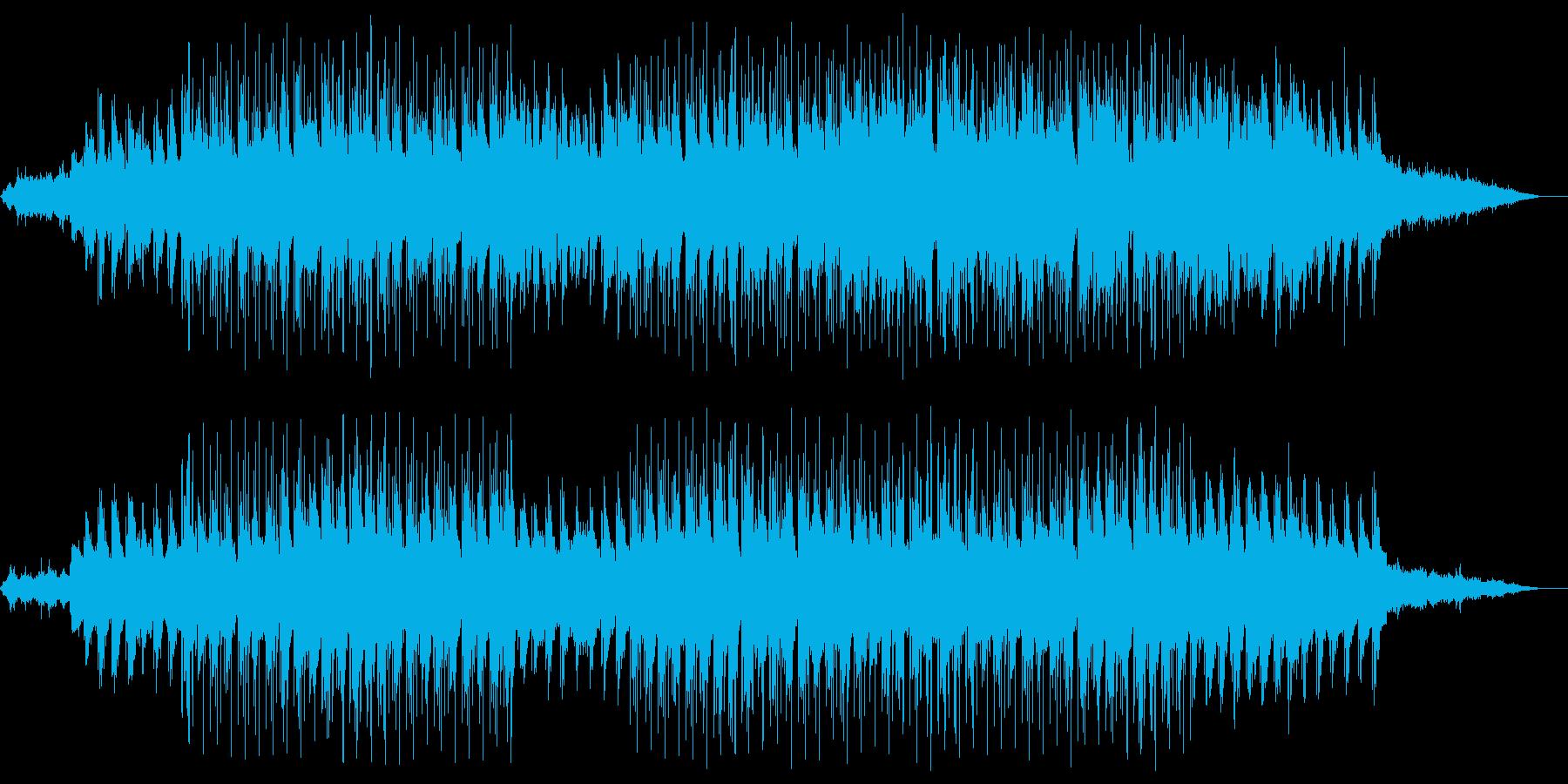 お天気雨のイメージソングです。の再生済みの波形