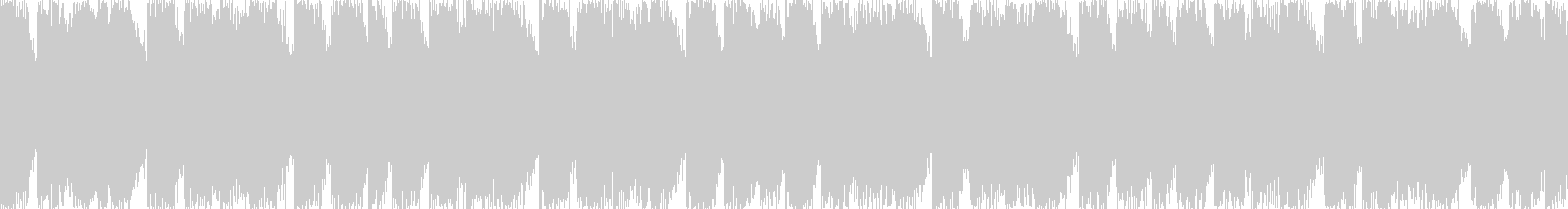 クラブハウスEDMサウンドBGMの未再生の波形