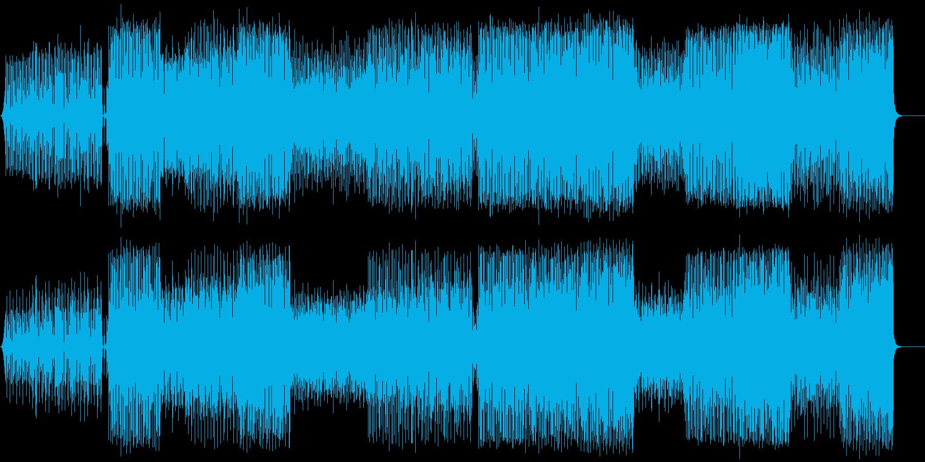 あやしい 淡々 未来 不思議 機械 謎の再生済みの波形