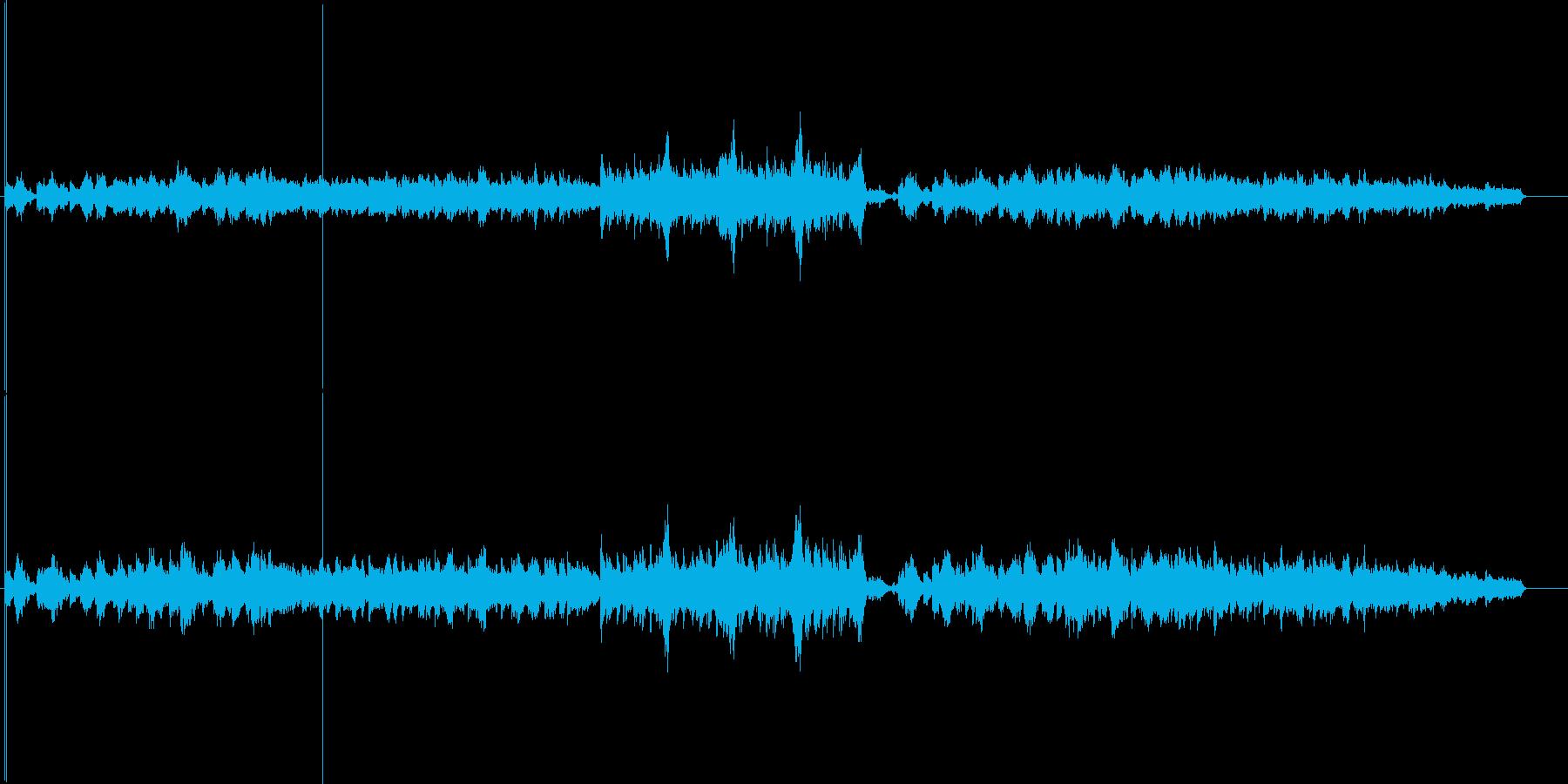 感動的、幻想的でダイナミックなナンバーの再生済みの波形
