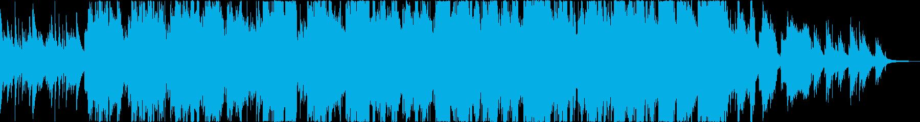 隠れた名曲 ケルト伝承曲の再生済みの波形