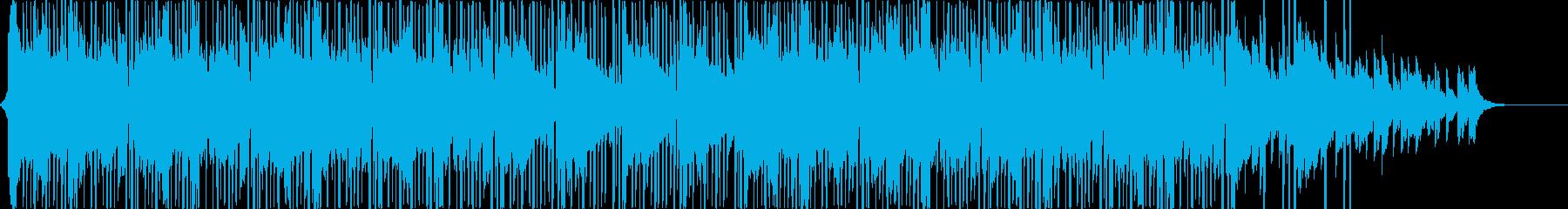 エレクトロ、クール、ベース、神秘的の再生済みの波形