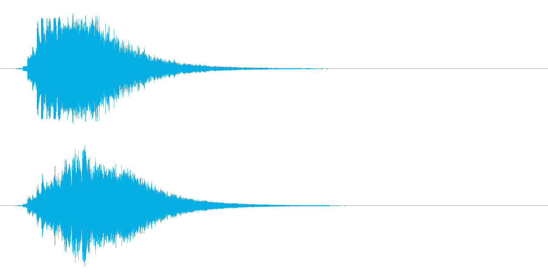 gliss_魔法効果の再生済みの波形