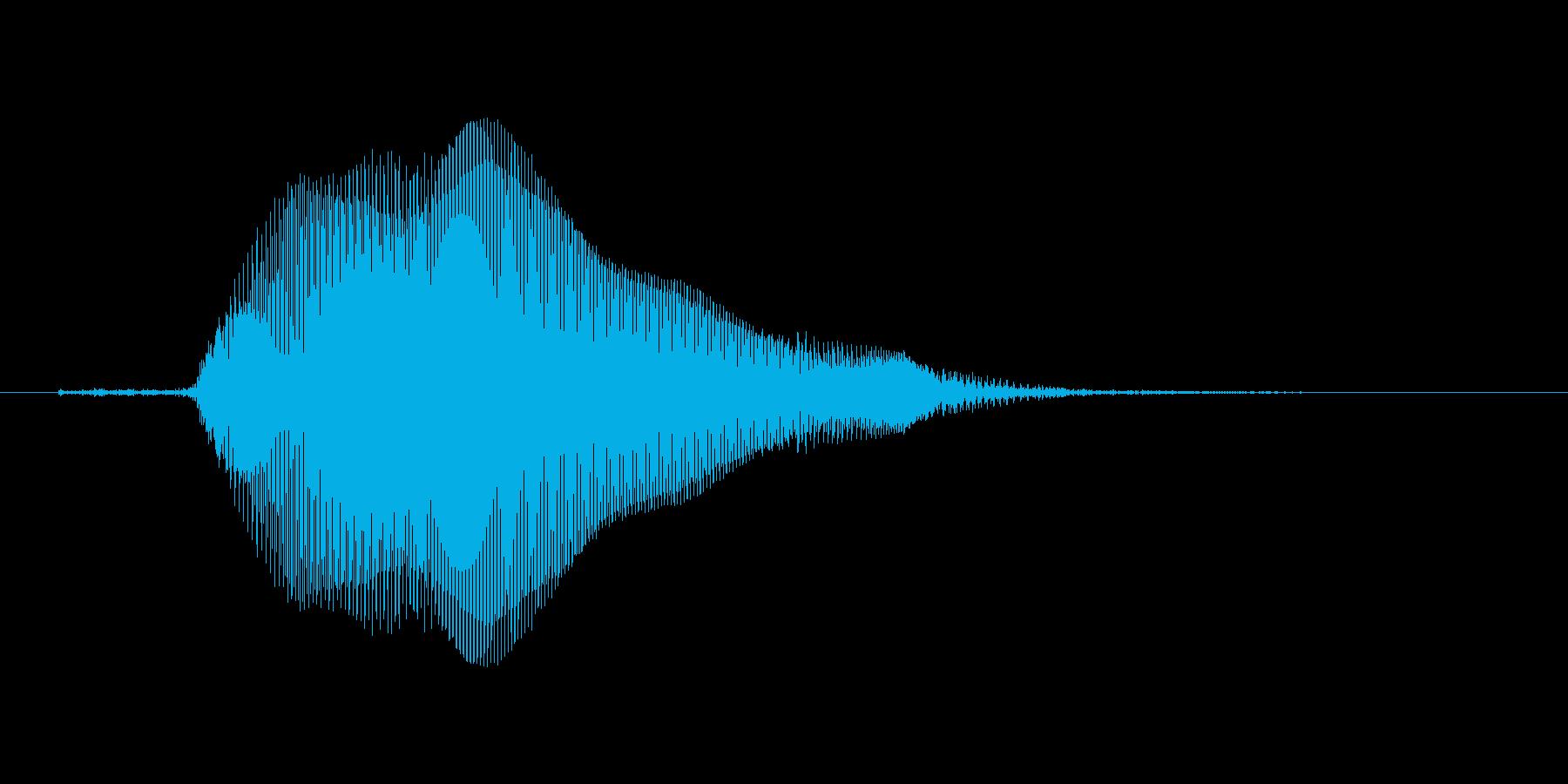 きゃ!(Type-A)の再生済みの波形