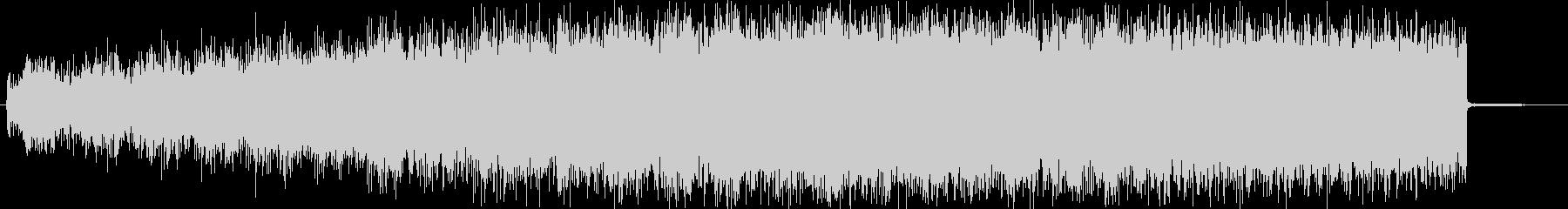 シュイーーン↑(チャージ音、溜め攻撃)の未再生の波形