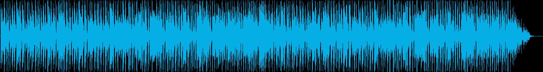 サックスがメロのわくわく系セッション風の再生済みの波形