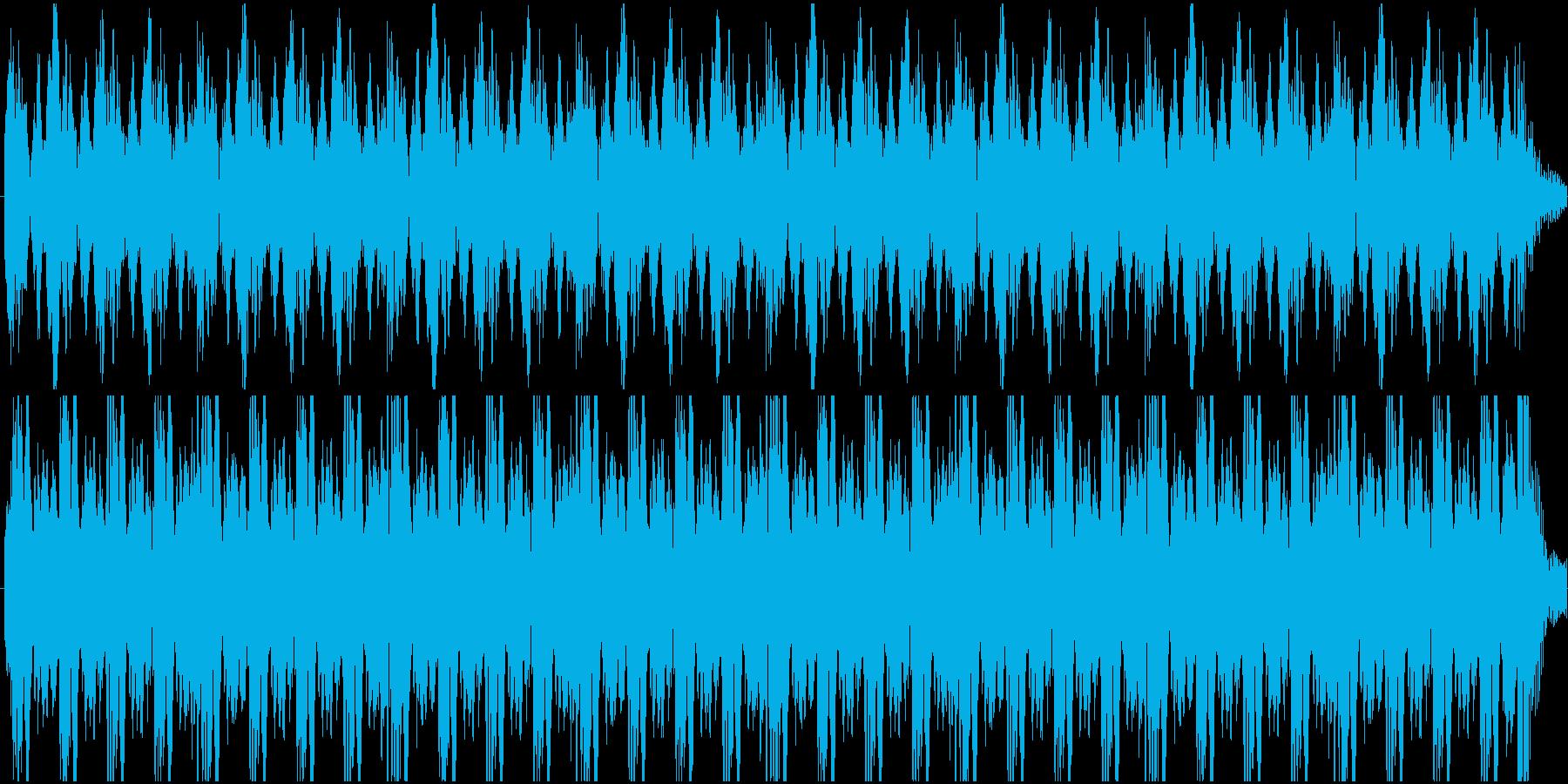 木製打楽器_民族調_ナレーションなどにの再生済みの波形
