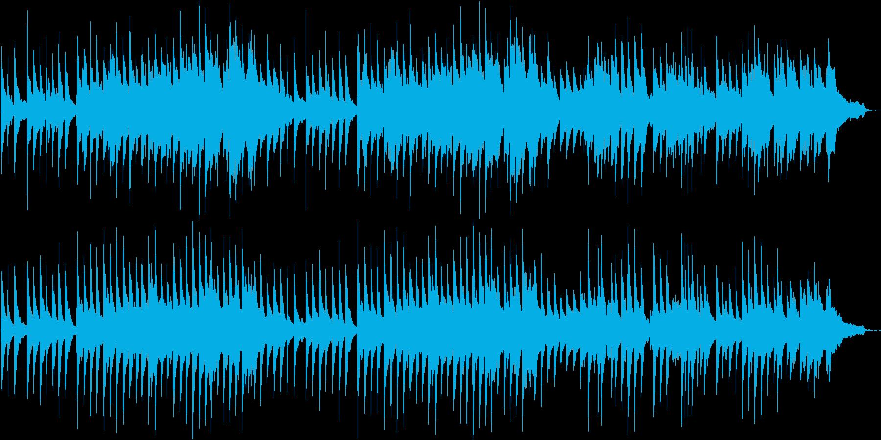 結婚式で使える優雅なピアノ・ソロの再生済みの波形