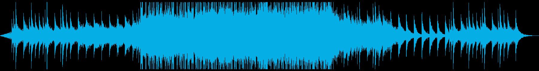 ゆったり切ない感動系チルシネマティック。の再生済みの波形