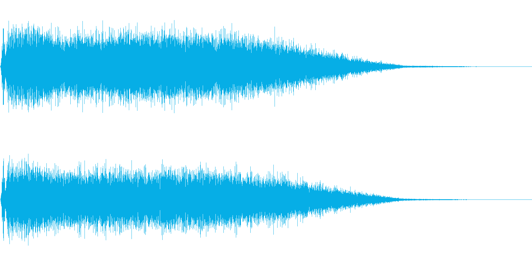 イベント用SE.01の再生済みの波形